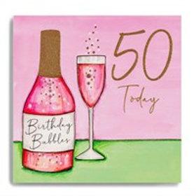 Birthday female 50
