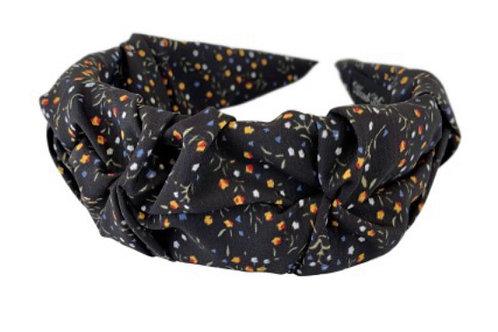 BLACK COLOUR Dk - Headband