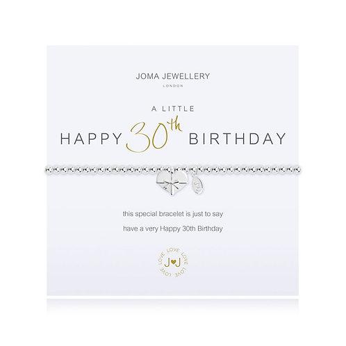 JOMA Happy 30th Bracelet