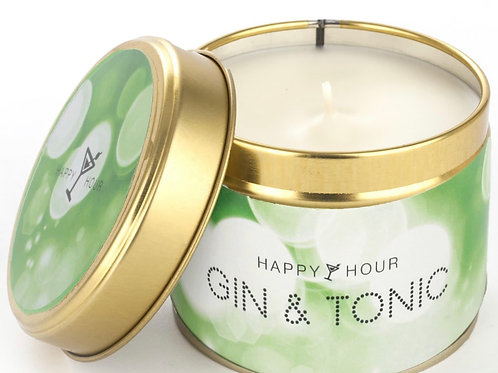 Pintail Candles - Gin & Tonic Happy Hour