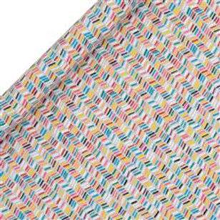 Glick Roll Wrap - Dashes Grey