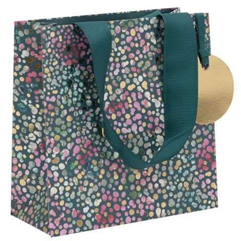 Glick Gift Bag - Dyment Teal Small