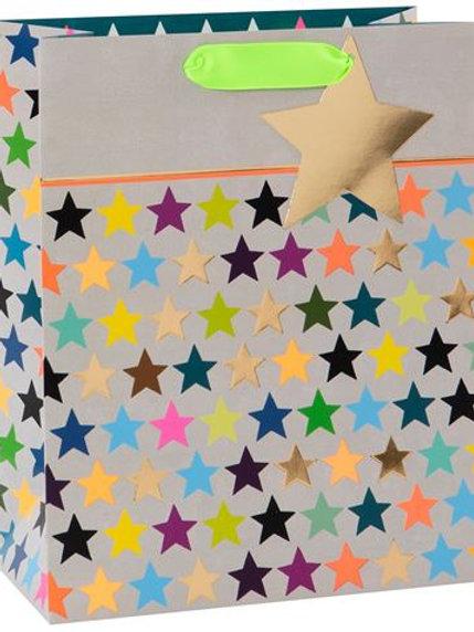 Glick Gift Bag - Stars Large