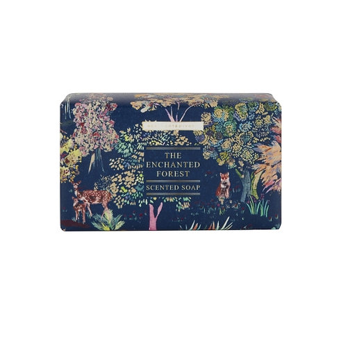 Heathcote & Ivory The Enchanted Forest Scented Everday Body Soap Bar, 240 g