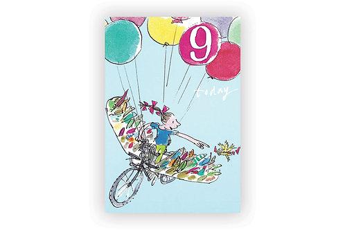 Birthday 9th