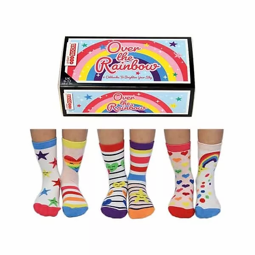 OVER THE RAINBOW - ODDSOCKS