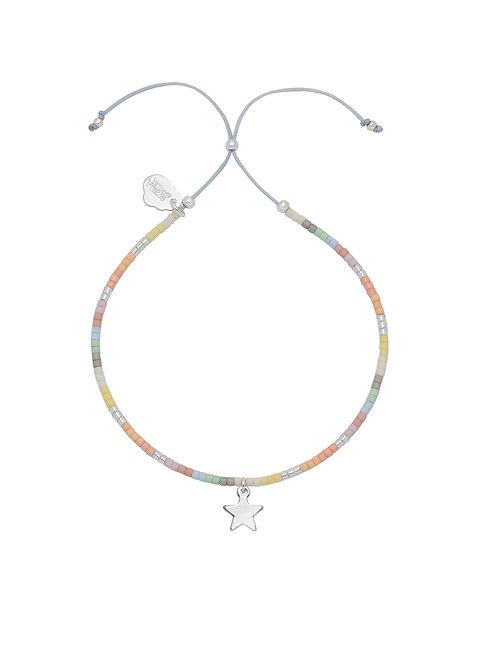 ESTELLA BARTLETT - Phoebe Silver Plated Star Bracelet