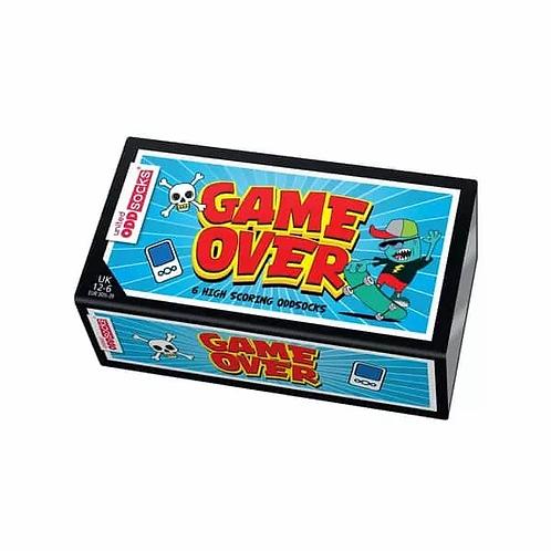 GAME OVER - ODDSOCKS