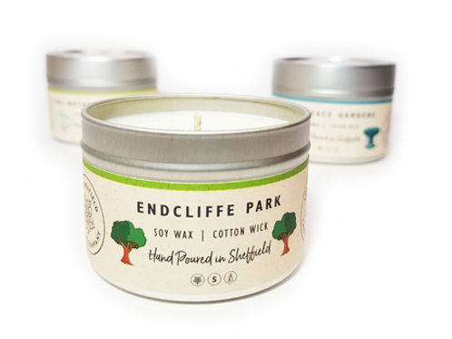 Sheffield Candle Company  - Endcliffe Park SMALL