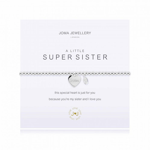 JOMA A Little Super Sister Bracelet