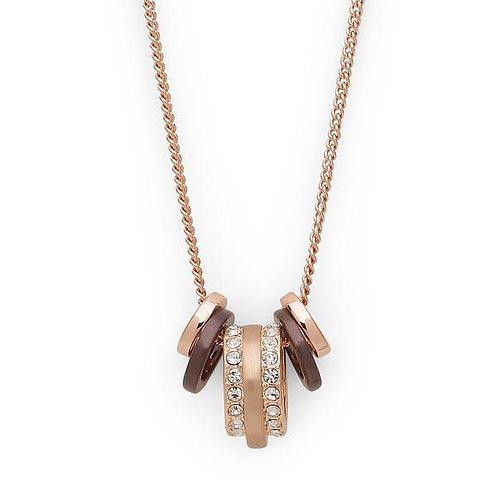 PILGRIM Rose Gold Necklace