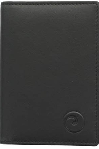 Leather Credit Card Holder- RFID Protection