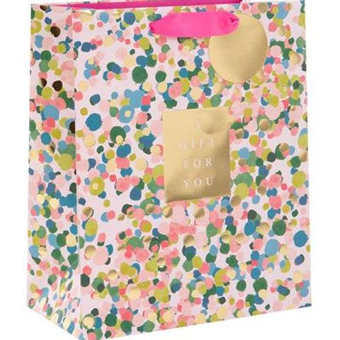 Glick Gift Bag - Confetti Large