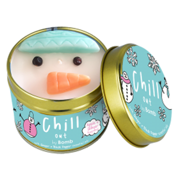 BOMB - Chill Out Candle