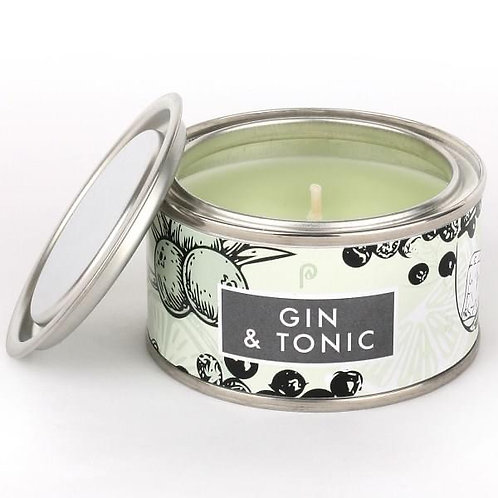 Pintail Candles - Gin & Tonic Small Elements Candle