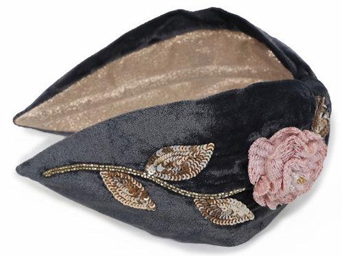 POWDER - Pink Rose Headband