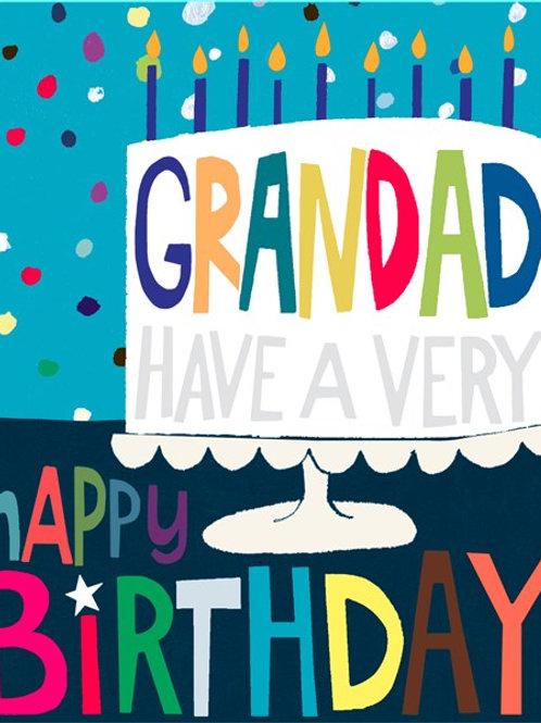 Granddad birthday