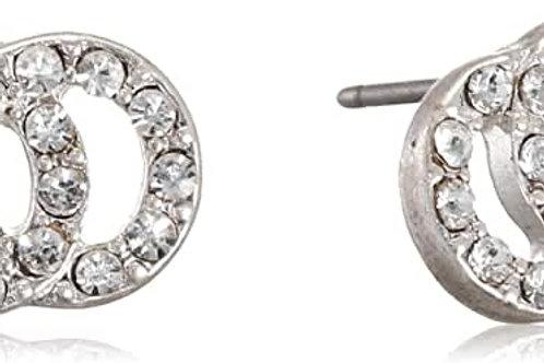 Pilgrim Jewellery - Victoria : Silver Plated : Crystal