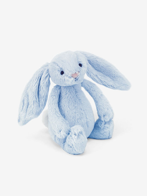 JELLYCAT - Bashful Blue Bunny Rattle