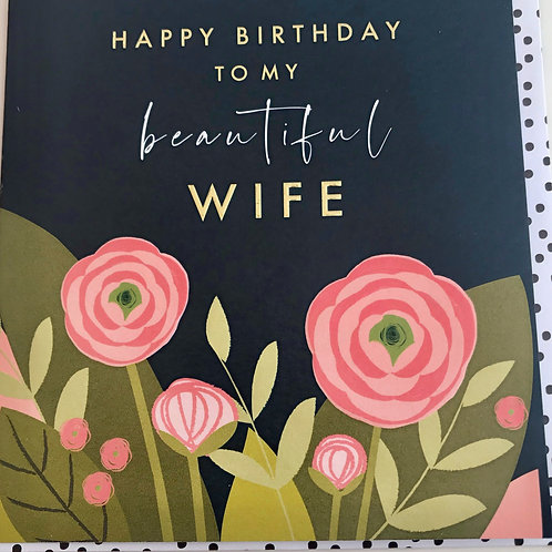 Wife Birthday
