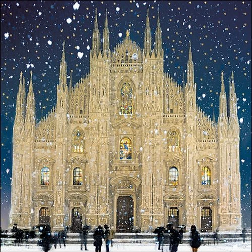 WOODMANSTERNE - MILAN CATHEDRAL, ITALY.