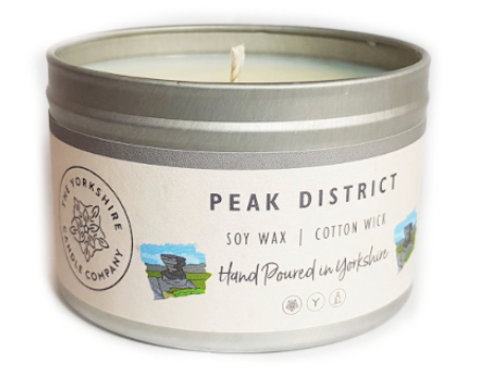 Sheffield Candle Company  - Peak District LARGE