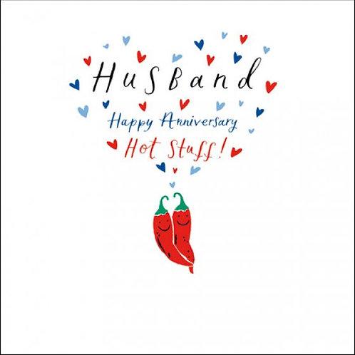 Anniversary -husband