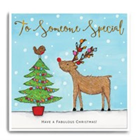To someone special have a fabulous Christmas