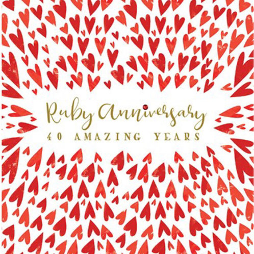 Anniversary -Ruby