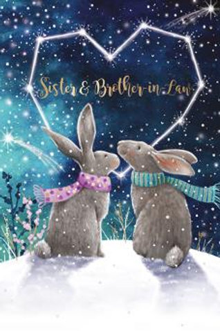 To both of you at Christmas (bunnies)
