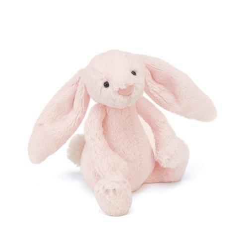 JELLYCAT - Bashful Pink Bunny Rattle