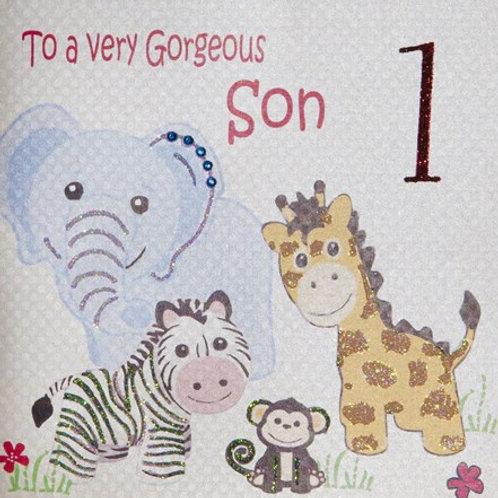 Birthday 1st - Son