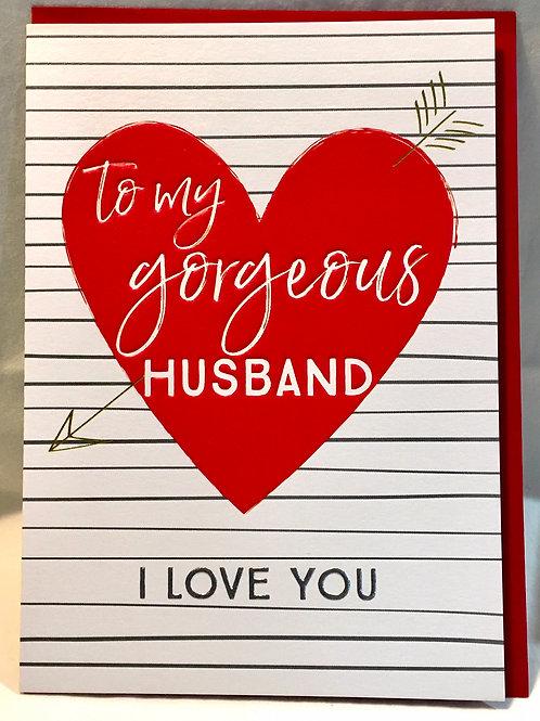 Valentine Husband