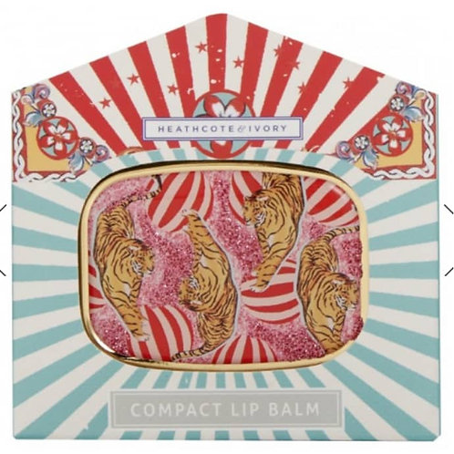 Grand Circus Lip Balm in Mirrored Compact - Tiger