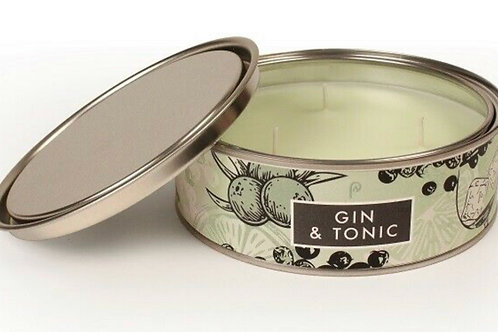 Gin & Tonic Large Elements Candle