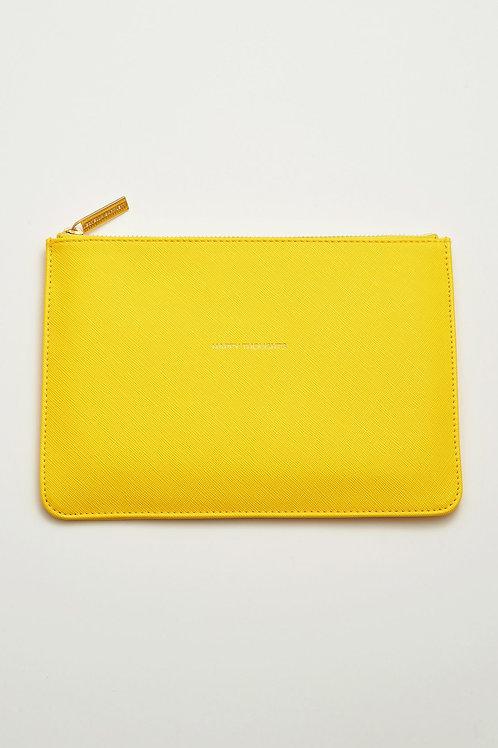 ESTELLA BARTLETT - Happy Thoughts Medium Pouch Yellow
