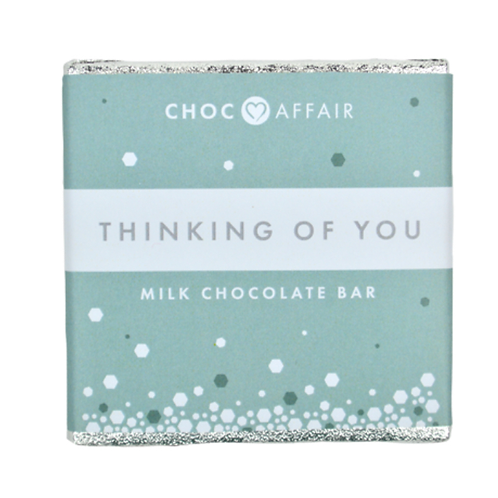 Thinking of you Milk Chocolate Bar