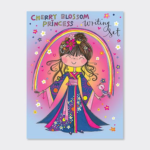 RACHEL ELLEN - Cherry Blossom Princess Writing Set
