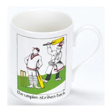 Umpire Strikes Back China Mug