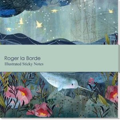 ROGER LA BORDE - Sea Dreams sticky notes