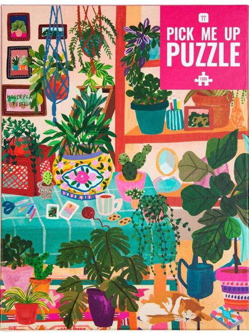 Pick Me Up Puzzle House Plants 1000 Pieces