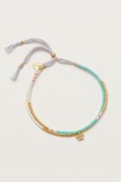 ESTELLA BARTLETT Phoebe Friendship Bracelet
