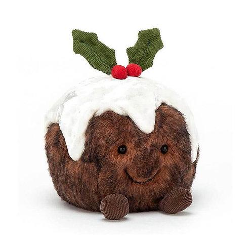 Christmas pudding Jellycat
