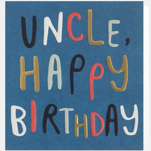 Uncle birthday