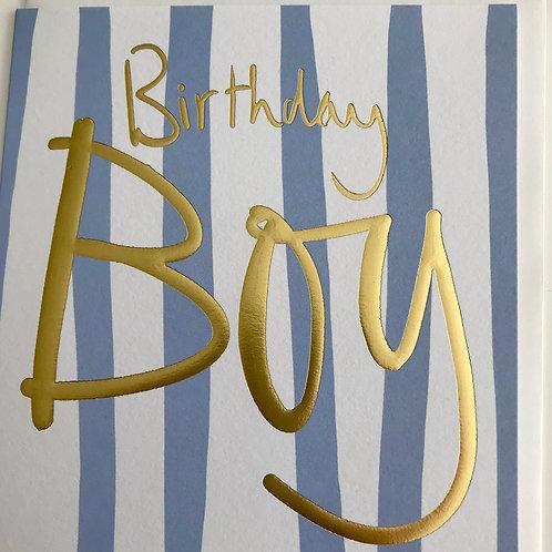 Birthday male Boy
