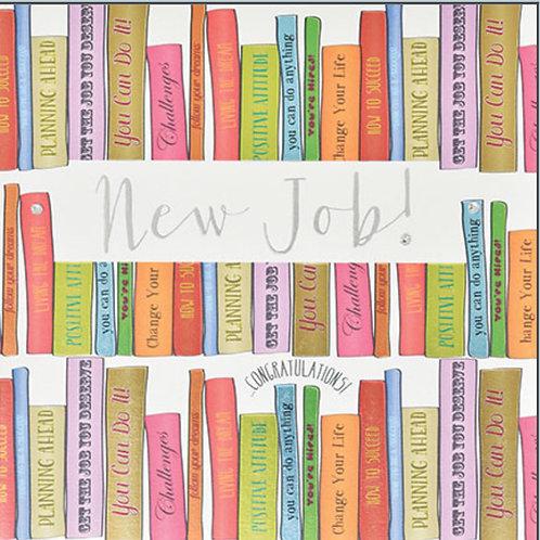 Wendy Jones Blackett - New Job