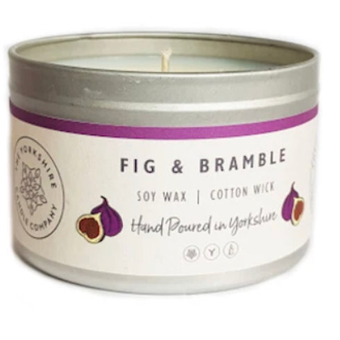 Sheffield Candle Company  - Fig and Bramble LARGE