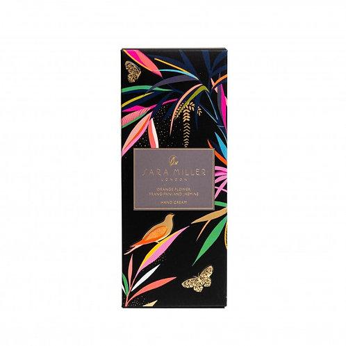 Sara Miller London Bamboo Orange Flower, Frangipani & Jasmine Hand Cream