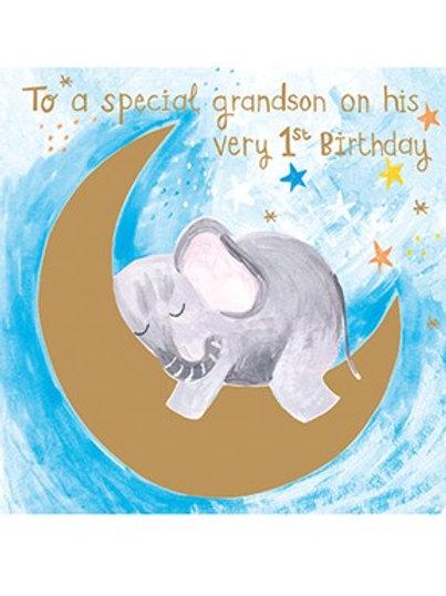 Birthday Grandson 1st