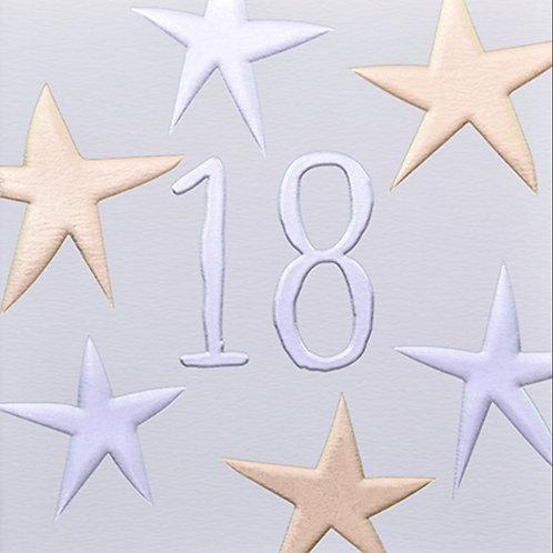 Wendy Jones Blackett - Birthday 18th